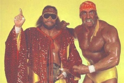 THE MEGA POWERS!