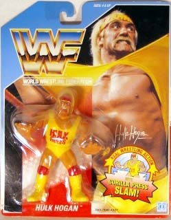 Hasbro's WWF lineup was the best