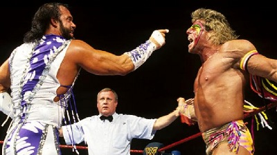 Who could forget their classic career ending match at Wrestlemania VII?