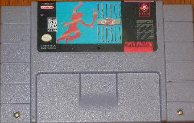Did you know there was a Prince of Persia sequel on SNES?