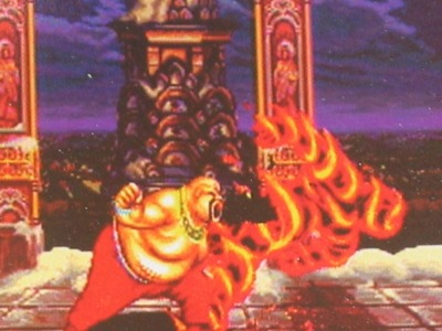 I want Karnov at my next summer BBQ