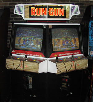 THE arcade game for basketball junkies