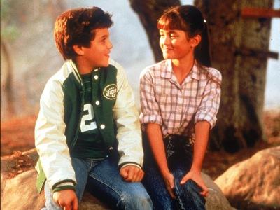We all had one major childhood crush...