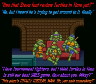 Teenage Mutant Ninja Turtles IV: Turtles in Time... coming soon-ish