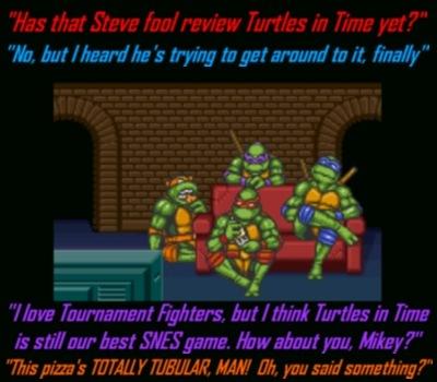 Teenage Mutant Ninja Turtles IV: Turtles in Time... coming soon-ish
