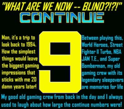 Good God, this game brings back so many nostalgic memories...