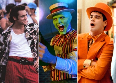 Jim Carrey could do no wrong in 1994