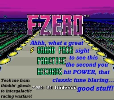 F-ZeroTitle