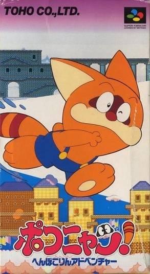 Sonic the Tanuki?