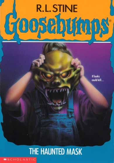 My all-time favorite Goosebumps book
