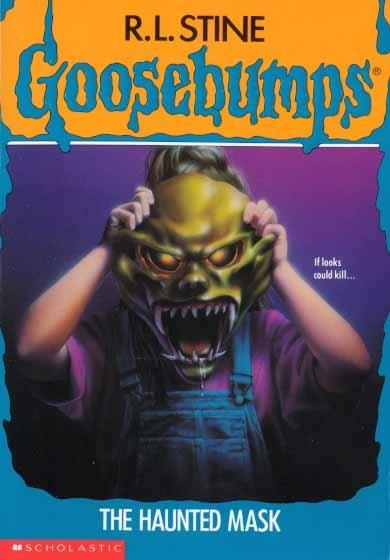 My all-time favorite Goosebumps book