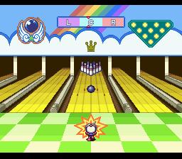 Bomberman Bowling!