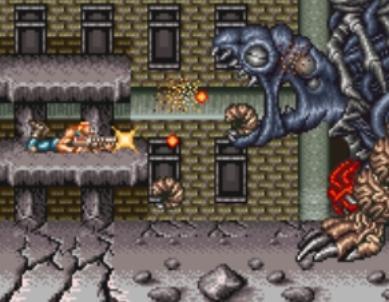 Gotta love the mutant maggots