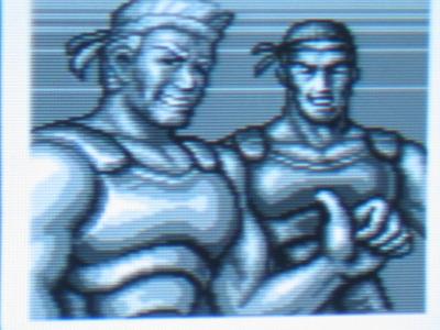 Konami delivers an instant 16-bit classic