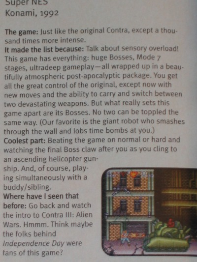 #8 on EGM's Top 100 List issue #100  (Nov. 1997)