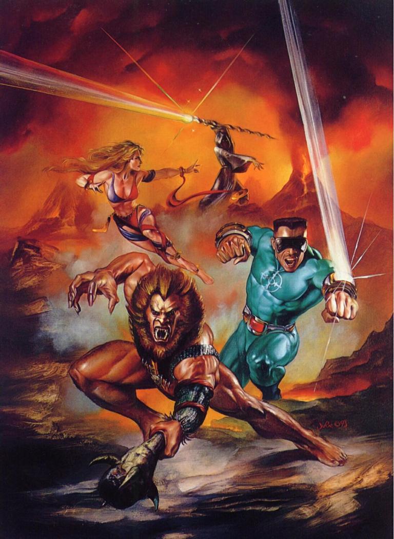 Eternal Champions (December 1993)
