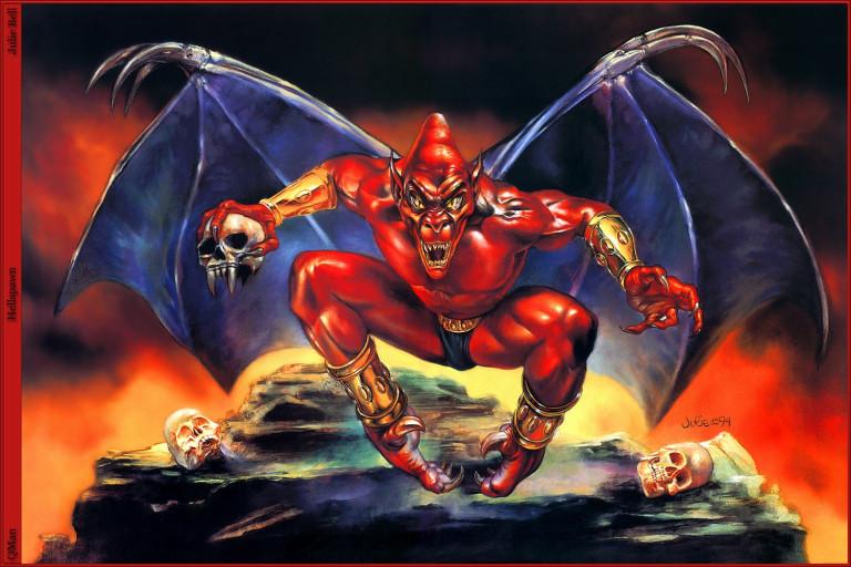Demon's Crest (October 1994)