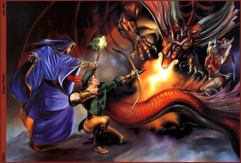King of Dragons (April 1994)