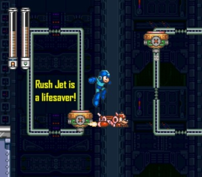 Rush Jet, on the other hand, is very helpful