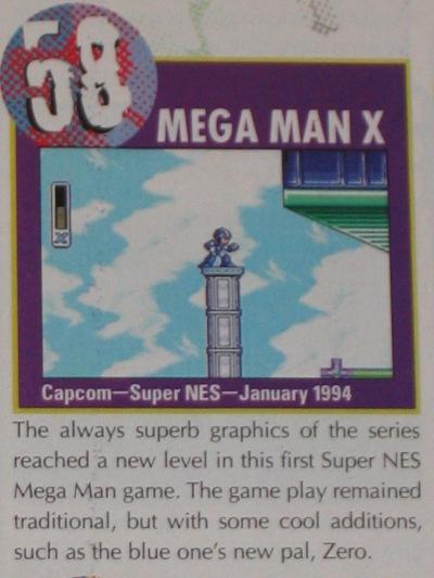 Mega Man X has etched itself into Super Nintendo lore