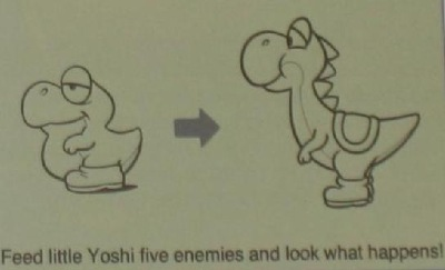 Happy 26th birthday, Yoshi!