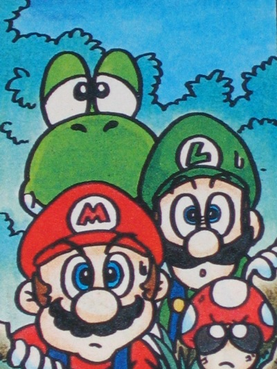 Super Mario World was, is and forever will be a classic