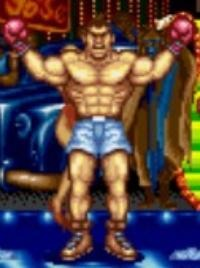 Mike Tyson > Balrog