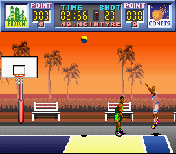 My favorite SNES bball game