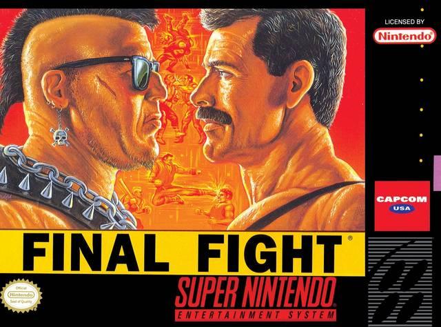 Pub and Dev: Capcom   September 1991   8 MEGS