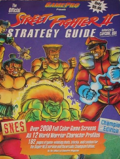 Every kid bought this guide back in the day