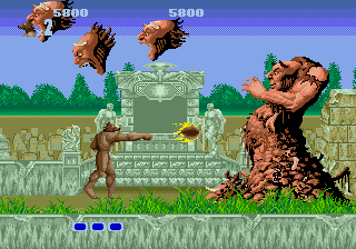 Altered Beast altered the game...