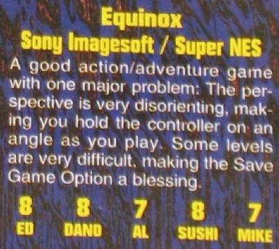 EquinoxRVG101