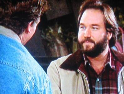 Tom looked a lot like Richard Karn with glasses