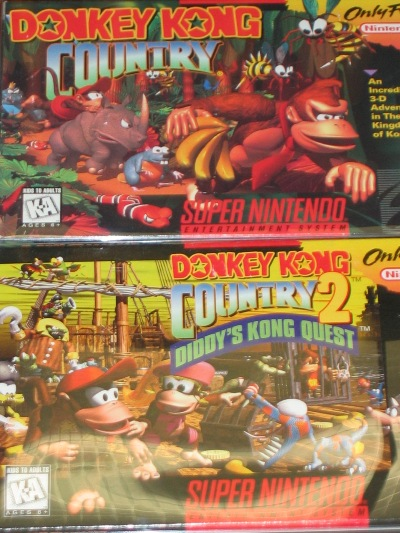 DKC 2: Diddy's Kong Quest review coming soon(-ish)...