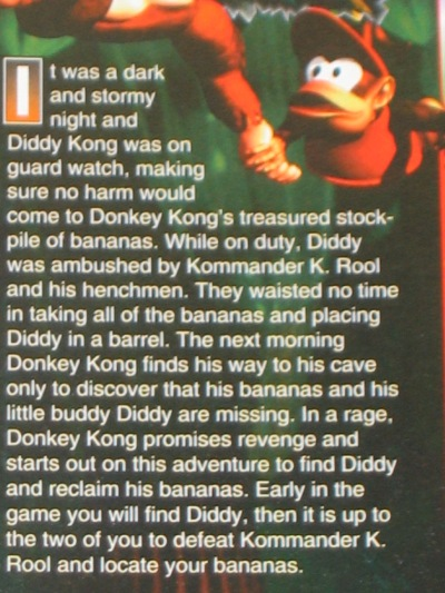 "Looks like EGM got wasted on the ""waisted"" part there..."