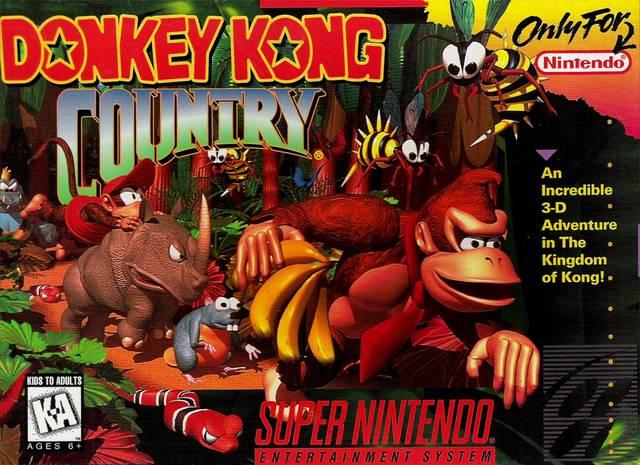 Pub: Nintendo | Dev: Rare | November 1994 | 32 MEGS