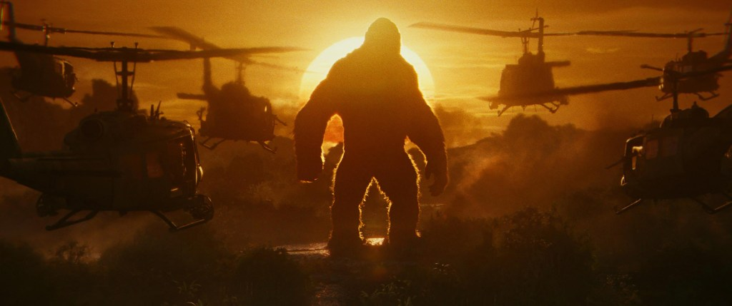 One of the best shots in any monster film ever!