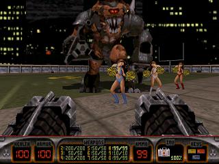 Duke Nukem 3D 1996