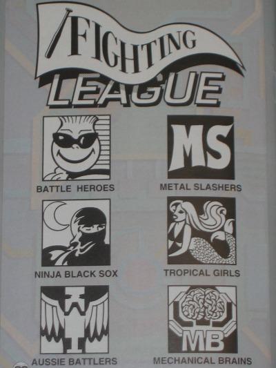 Ninja Black Sox? Best baseball team name ever