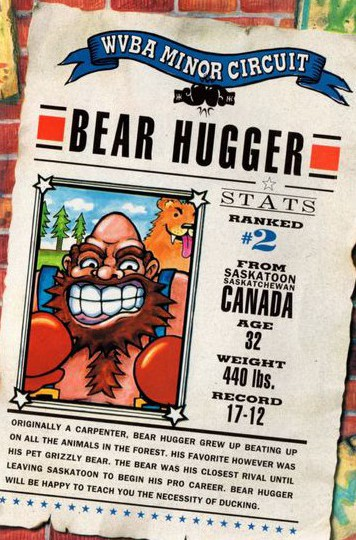 BearHugger
