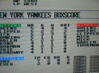 Must hit eight team home runs in one game...
