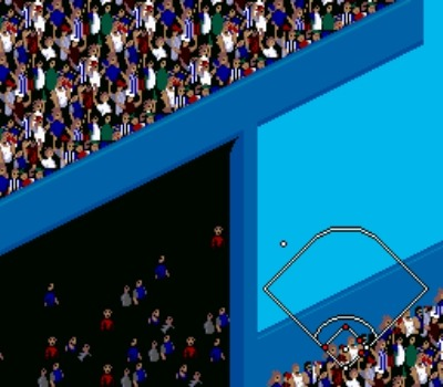 *SOMEWHERE HIGH UP IN THE STANDS*