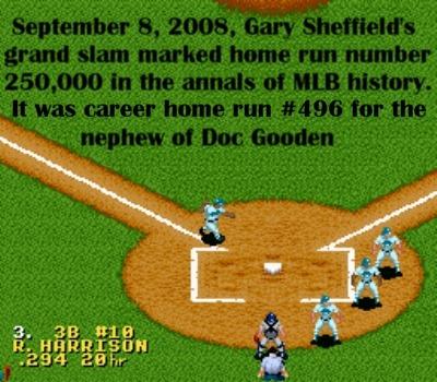 Ken Griffey Jr. Baseball... ITS THINKING...
