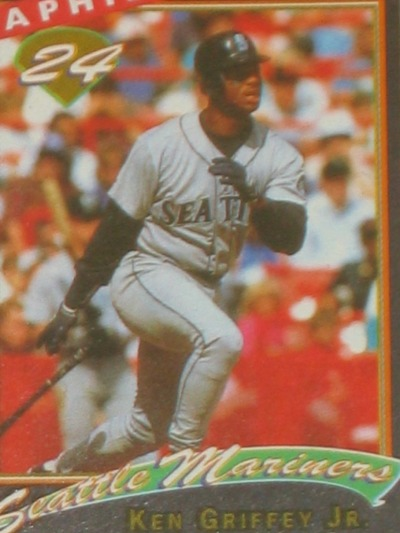 One of the best baseball stars from the '90s