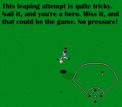None, especially with the bases loaded in a tie...