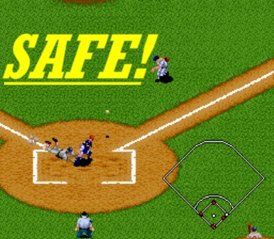 Close plays at the plate can determine the game