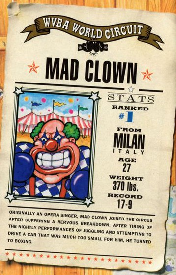 MadClown