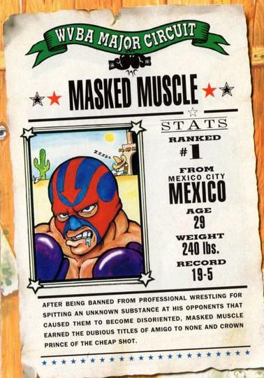 MaskedMuscle