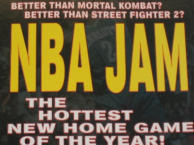 Yes, NBA Jam was THAT big of a deal....