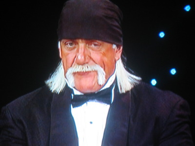 Hulk Hogan looking GUILTY AS HELL